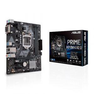 MB ASUS PRIME H310M-K R2