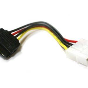 Adaptador PSU IDE-SATA 112050