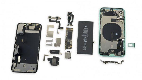 Iphone 11 - Servico Substituição Tampa traseira  Original